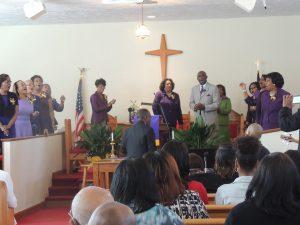 Worship Service @ Bethlehem Missionary Baptist Church | Lugoff | South Carolina | United States